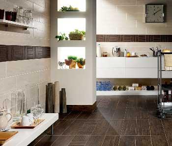 Tipos de pisos para la cocina cocina decora ilumina for Modelos de pisos de cocina