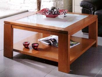 Modelos variados de mesas de centro muebles decora ilumina - Modelos de mesa de centro ...