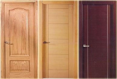 Tipos de puertas para el interior de tu casa tendencias for Puertas para casa interior