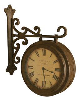 Modelos de relojes de pared tendencias decora ilumina - Relojes de pared clasicos ...