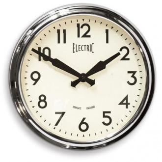 Modelos de relojes de pared tendencias decora ilumina - Reloj pintado en la pared ...