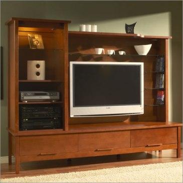 Modernos muebles para televisores | Muebles - Decora Ilumina