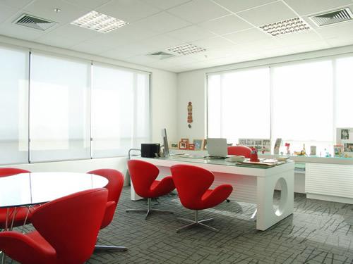 Nuevas tendencias en la decoraci n de oficinas estilo for Red de una oficina