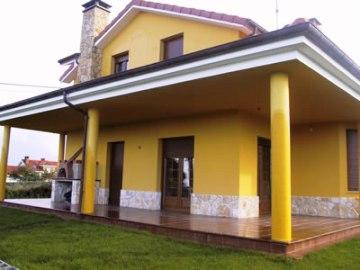 De qu color pinto la fachada de mi casa pintura for Pinturas de frentes de casas colores