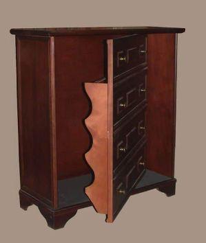 Muebles para zapatos en el dormitorio dormitorio for Disenos de zapateras de madera