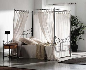 Gu a para la elecci n de cama y cabecero dormitorio - Camas estilo colonial ...