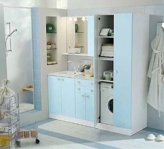 C mo distribuir tu lavander a tip del dia decora ilumina for Muebles para lavanderia de casa