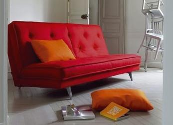 Modelos de sof cama para decoraciones modernas muebles decora ilumina - Sofa cama minimalista ...