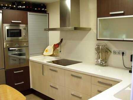 Consejos para instalar muebles empotrados en la cocina for Como instalar una cocina integral pdf