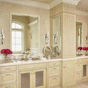 C mo crear un ba o estilo vintage ba o decora ilumina - Objetos vintage para decorar ...