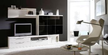 comedor-decorado-en-blanco-y-negro