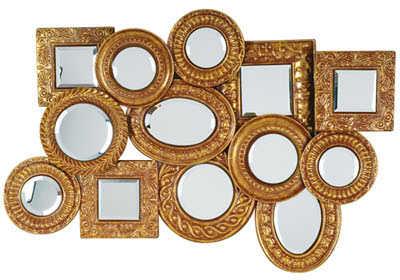 Los espejos decorativos tendencias decora ilumina - Espejos decorativos amazon ...