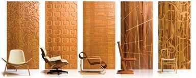 Paneles de madera para las paredes pintura decora ilumina - Revestir pared con madera ...