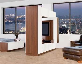 Decorativos separadores de ambiente bricolaje decora - Muebles separadores de espacios ...