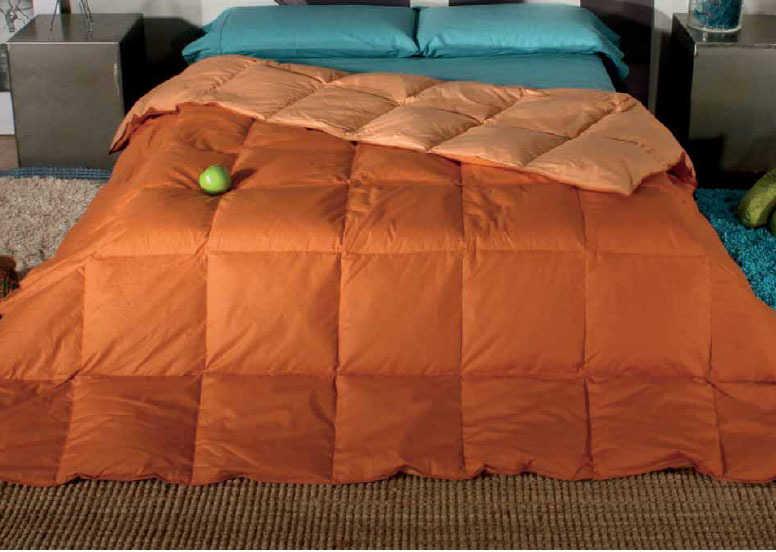 Edredones c lidos y modernos para el invierno dormitorio - Edredon de plumas ...