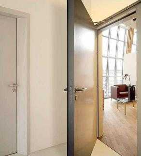 Diferentes tipos de apertura de puertas tendencias for Puerta corrediza externa