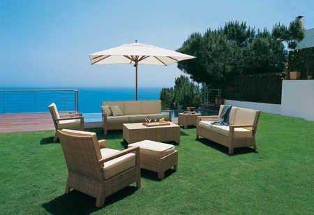 Cómo elegir mobiliario para exteriores | Jardin - Decora Ilumina