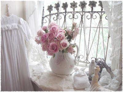 C mo decorar tu habitaci n al estilo rom ntico - Habitacion rosa palo ...