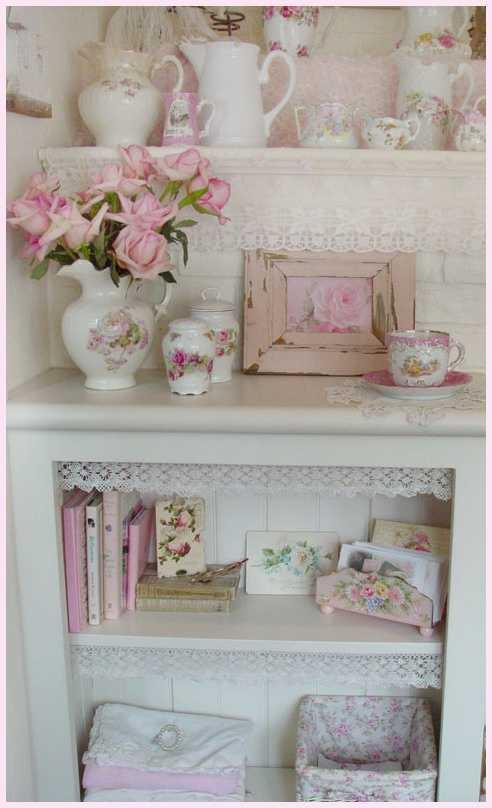 Como Decorar Tu Habitacion Al Estilo Romantico Dormitorio Decora - Decoracion-estilo-romantico
