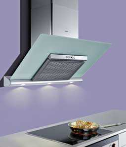 Modernas campanas extractoras para tu estilo de cocina cocina decora ilumina - Campanas de cocinas modernas ...