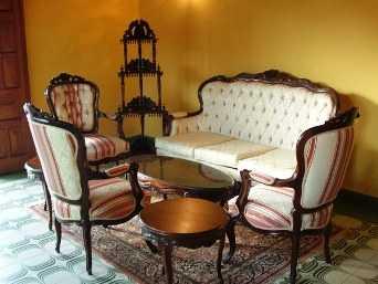 Muebles con el estilo franc s de los luises muebles for Muebles franceses