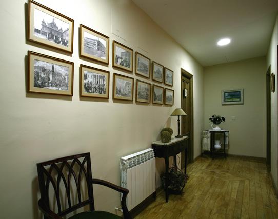 Consejos en decoraci n para ampliar los pasillos estrechos for Decoracion de pasillos pequenos