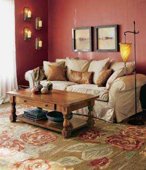 Consejos para comprar una alfombra alfombras decora for Alfombras de living