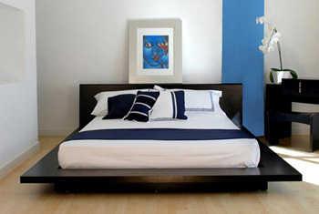 Decora el dormitorio con un fut n dormitorio decora - Cama tipo japonesa ...
