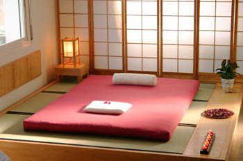 Decora el dormitorio con un fut n dormitorio decora for Imagenes de futones