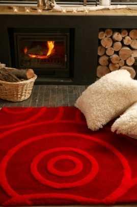 Decoraci n con alfombras de dise os originales alfombras - Decoracion con alfombras ...