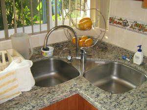 Lavaderos de esquina para la cocina cocina decora ilumina for Modelos de lavaderos