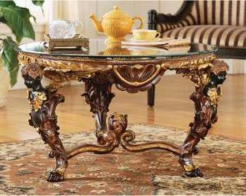 Muebles con el estilo franc s de los luises muebles Muebles de sala luis xvi