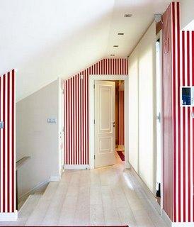 Consejos en decoraci n para ampliar los pasillos estrechos - Espejos para pasillos ...