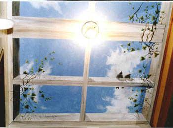 Decoracion como pintar un techo - Como pintar el techo ...