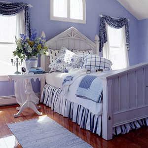 azul cuarto