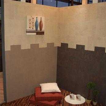 Revestimientos de corcho para tus paredes tendencias - Corcho decorativo paredes ...