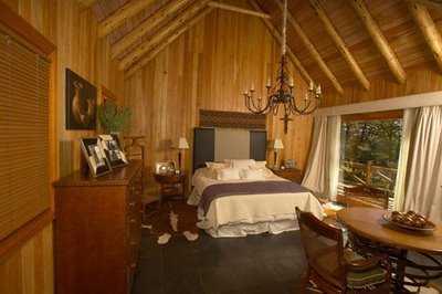 Decoraci n r stica para tu habitaci n dormitorio decora ilumina - Decorar habitacion rustica ...