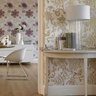Decora las entradas de la casa con papel tapiz - Papeles pintados para pasillos ...
