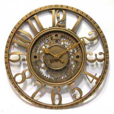Decorando con antiguos relojes de pared tendencias - Relojes pared antiguos ...