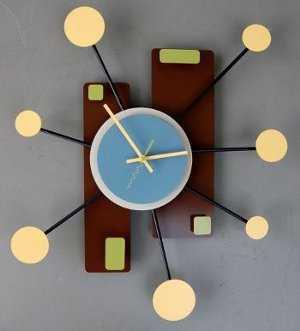 Relojes modernos para decorar tu casa tendencias - Relojes cocina modernos ...