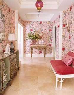romantic hallway