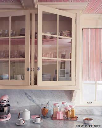rosada cocina