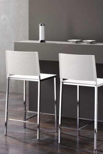 taburetes minimalistas muebles decora ilumina