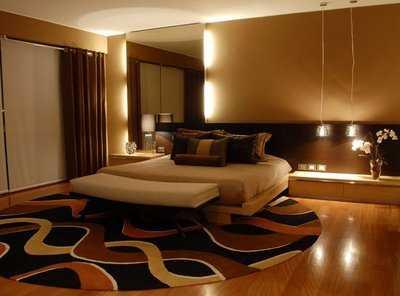 Decora tu dormitorio con un estilo ntimo y actual - Alfombras dormitorio amazon ...
