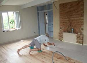 fotos pisos pintados