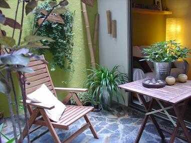 C mo convertir un patio en una acogedora terraza terraza for Como remodelar una terraza