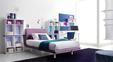 Decoración de dormitorios para jóvenes estudiantes ...