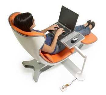 Los beneficios de los muebles ergonómicos