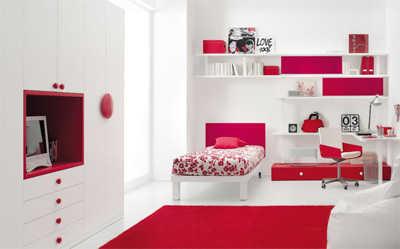 Decoraci n de dormitorios para j venes estudiantes for Cuartos para ninas y adolescentes