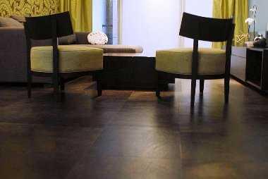 baldosas de lujo elaboradas en cuero pisos decora ilumina